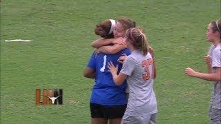 Soccer highlights: South Florida [Aug. 25, 2013]