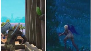 NEW Scorpion skin with dark wings and white wings| Fortnite