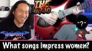 The Dooo Gives Herman Li of DragonForce Advice On Guitar Playing!?