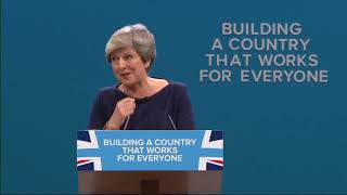 Theresa May Strepsils Commercial (TV Version) - Cough and Throat Lozenges