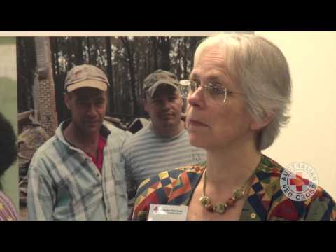 A presentation by Margaret Piper - An advocate for refugees