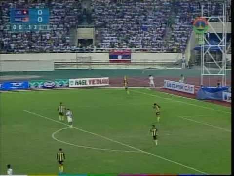 Laos Vs Malaysia Semi-Final Football SEA Games(1)