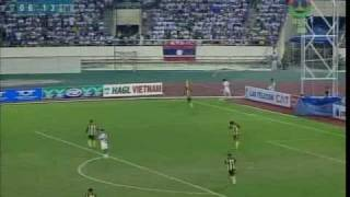 Laos Vs Malaysia Semi-Final Football SEA Games(1)