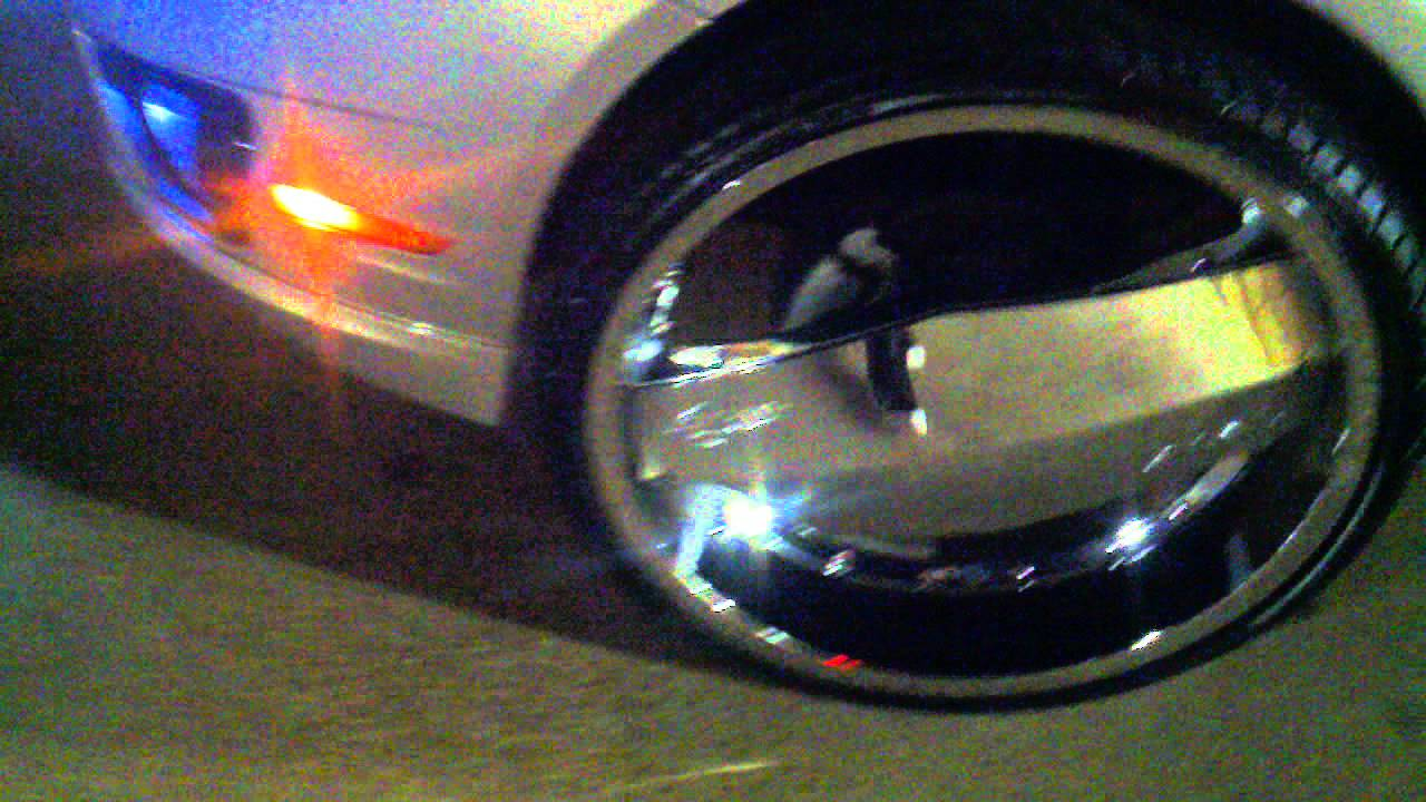 24 In Rims On 2010 Ford Fusion Youtube