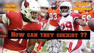 My take on how David Johnson and Chase Edmonds could Coexist. Ep.43