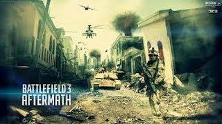 Vidéo découverte | Battlefield 3 : Aftermath