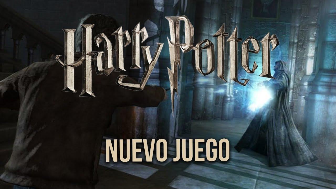 Filtrado Nuevo Juego Harry Potter Rpg Mundo Abierto Voldywonka Resubido