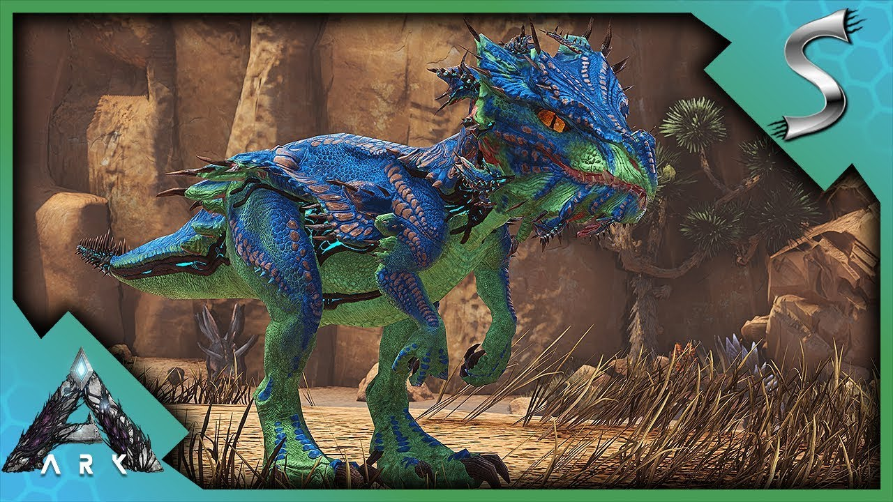 THIS THING IS TOO OP! VELONASAUR BREEDING + MUTATION! - Ark: Extinction  [DLC Gameplay E11]