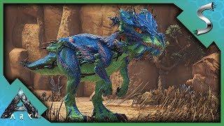 THIS THING IS TOO OP! VELONASAUR BREEDING + MUTATION! - Ark: Extinction [DLC Gameplay E11]