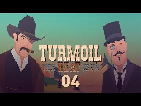 НОВЫЙ ОСТРОВ! - #4 TURMOIL THE HEAT IS ON ПРОХОЖДЕНИЕ