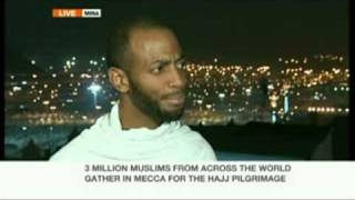 CDA Omar Regan - From Hollywood2 to Hajj