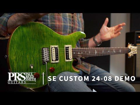 The SE Custom 24-08   PRS Guitars