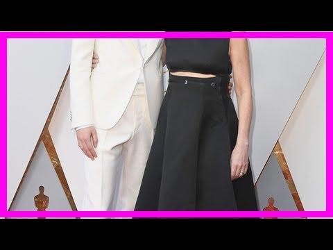 Timothée Chalamet brings his mother Nicole Flender as his date to 2018 Oscars