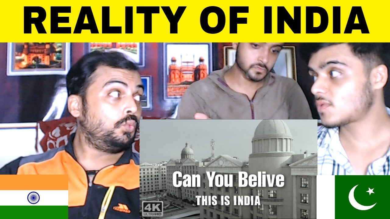 Pakistani Reaction on | Can You Believe This Is India | The Reality Of India - Emerging India