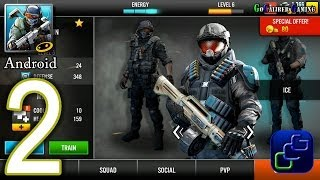 Frontline Commando 2 Android Walkthrough - Part 2 - Chapter 1 - 2 Opposing Forces