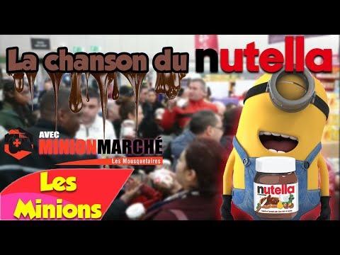 Les Minions - La chanson du Nutella