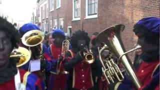 De Pietenband - Sinterklaas, wie kent hem niet? - Intocht Voorburg 2011