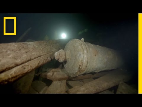 Cursed Shipwreck Yields Treasure and Human Remains