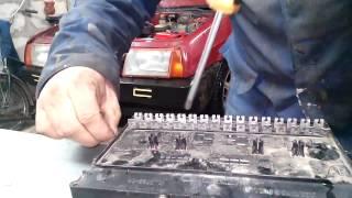 видео Снятие и установка блока предохранителей ваз 2108