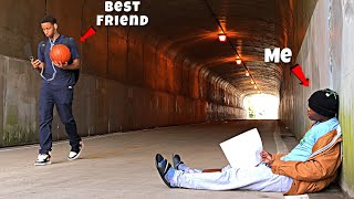 Download Lagu Would My Close Friends Notice Me If I Was Homeless? (Social Experiment) mp3