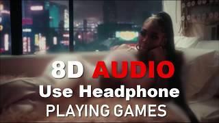 8D Audio    Summer Walker - Playing Games (with Bryson Tiller) [8D-Audio]