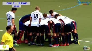 1. Feldhockey-Bundesliga Herren DHC vs. RWK 12.05.2018 Livestream