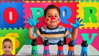 Learn Colors for Babies, Toddlers and kids - Finger Family Songs Nursery Rhymes