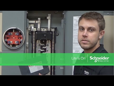 Installing SR69064A Solar Ready Terminal Kit into Solar-Ready CSED   Schneider Electric Support