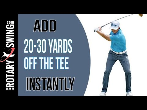 Rickie Fowler Golf Swing | Increase Your Clubhead Speed With Lag