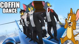 TOM AND JERRY COFFIN DANCE MEMES