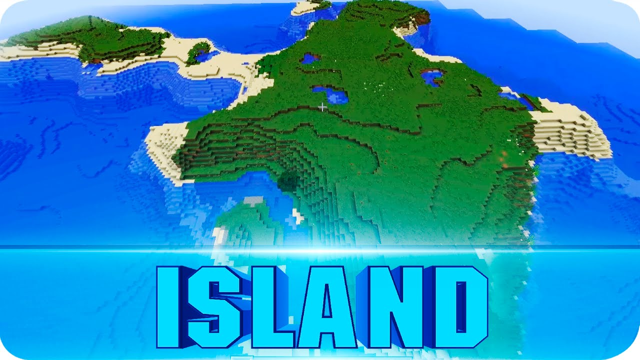 Lonely Island Minecraft Map