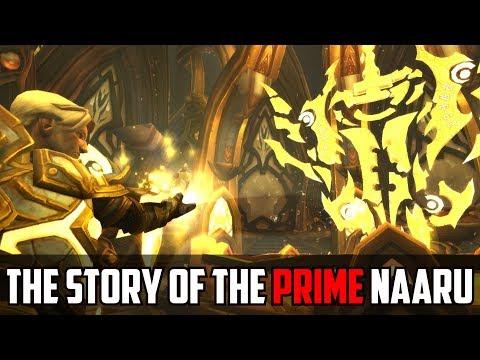 The Prime Naaru - World of Warcraft Legion