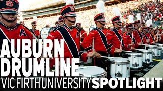 Vic Firth Spotlight: Auburn University Drumline
