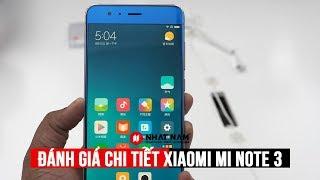 ✅ Đánh giá chi tiết Xiaomi Mi Note 3 - Siêu phẩm chụp ảnh xóa phông ấn tượng
