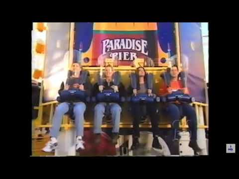 Paradise Pier 1991 Video Concepts EXPOSED!!! *Volume Warning*