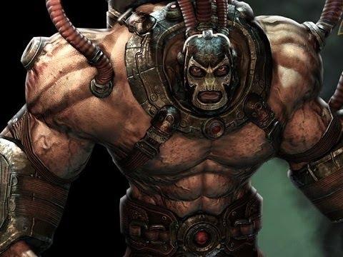 Bane - BOSS FIGHT - Batman Arkham Asylum - YouTube