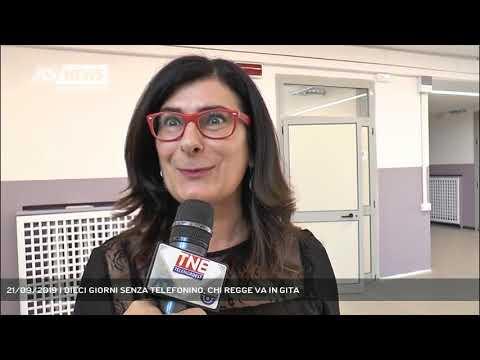 21/09/2019 | DIECI GIORNI SENZA TELEFONINO, CHI RE...