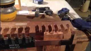 Ez Jig Dovetail Instructions