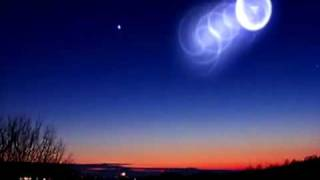 UFO Spiral Seen in Western Canada - Several Angles. thumbnail