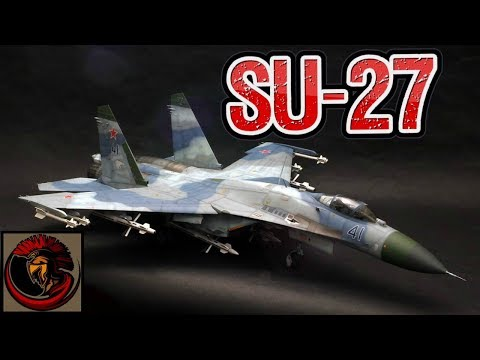 The Russian Su-27 Family Of Fighter Jets
