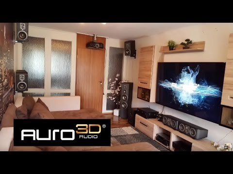 My Auro 3D 9.1 Home Theater 2016