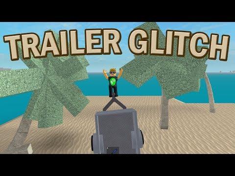 Lumber Tycoon 2 Trailer Glitch Youtube