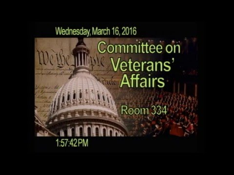 Hearing on Draft Legislation to Improve VA Secretary's Autho
