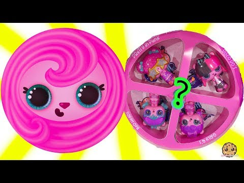 New POP Pop Hair Surprise Blind Bags - Mix Up Mystery Hairstyle Pets Video