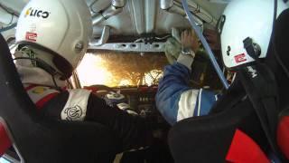 Rally dos Sertões 2011 - Etapa 7 - Acidente Cotton / Edu (onboard cam)