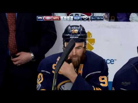 What a goal by Plekanec 2-1 Buffalo