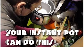 Did You Know Your Instant Pot Can Do This?