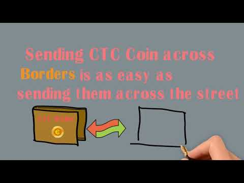 Fast International Payment System !! CTC Coin!! HINDI