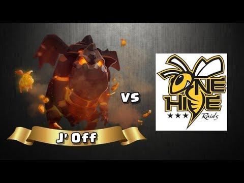 J' Off v OneHive (CWL Quarter Finals)