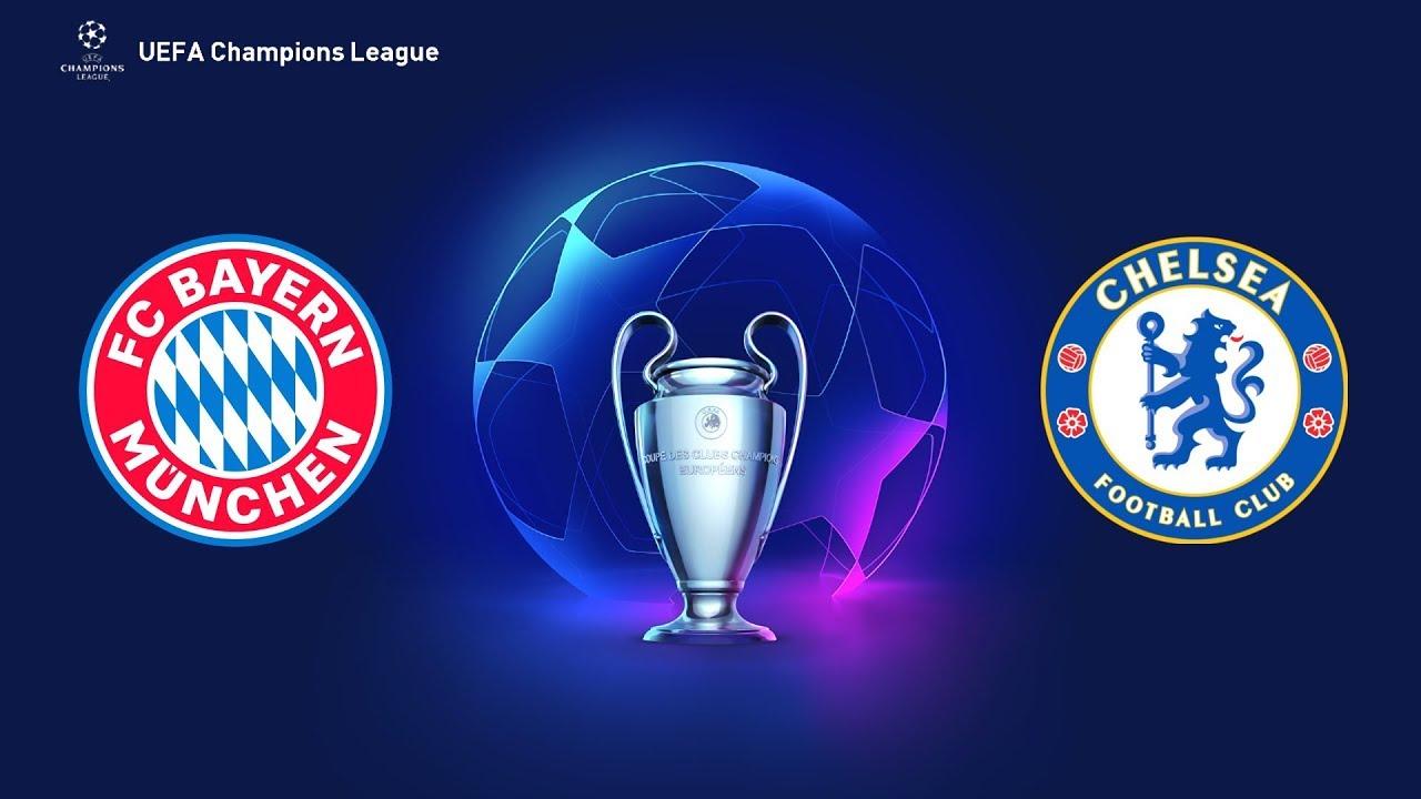 UEFA Champions League 2020 - Bayern Munich vs Chelsea - YouTube